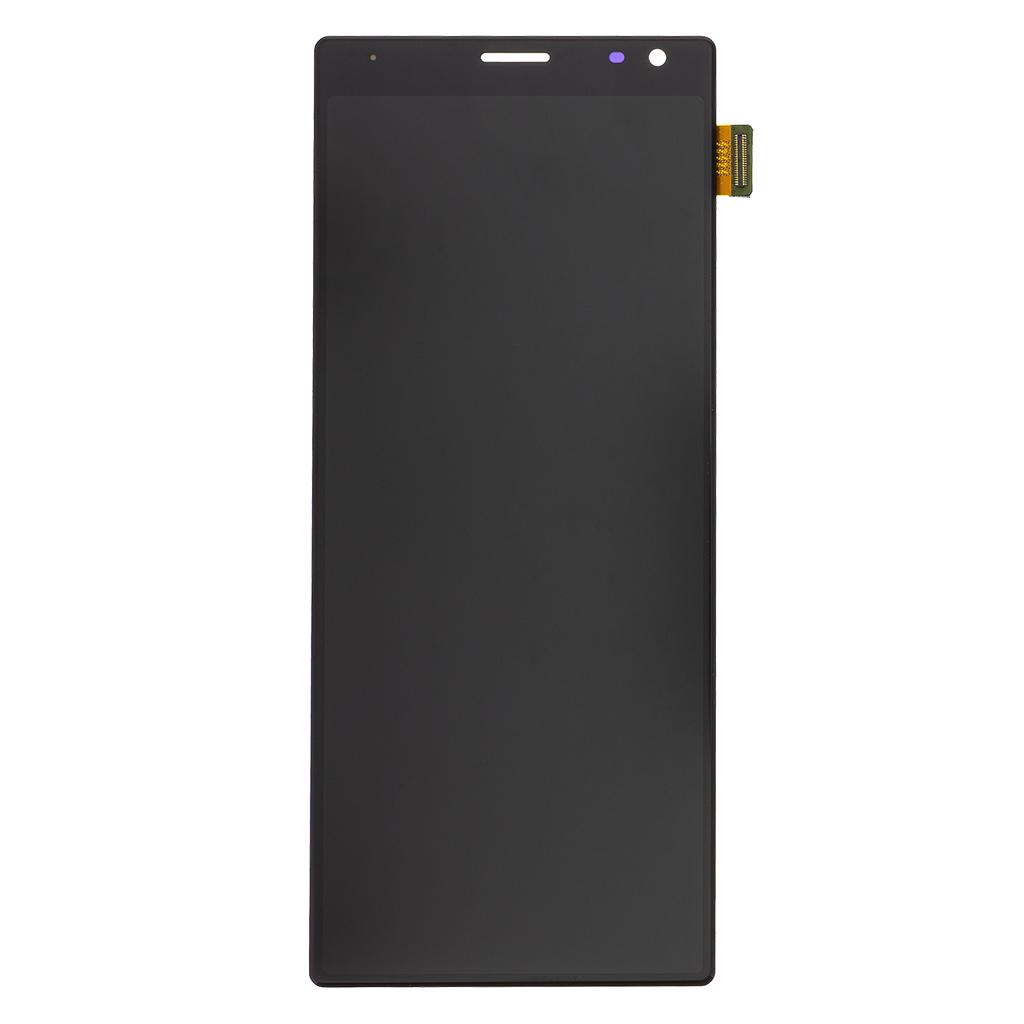 LCD + dotyková deska pro Sony Xperia 10 Plus, black Service Pack