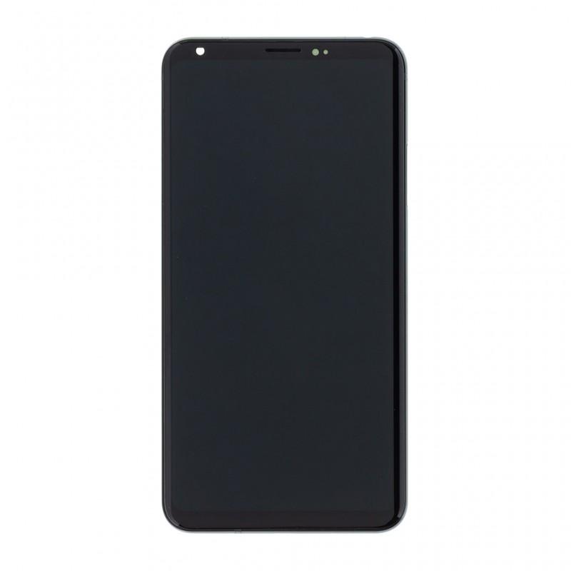 LCD + dotyková deska pro LG V30, black