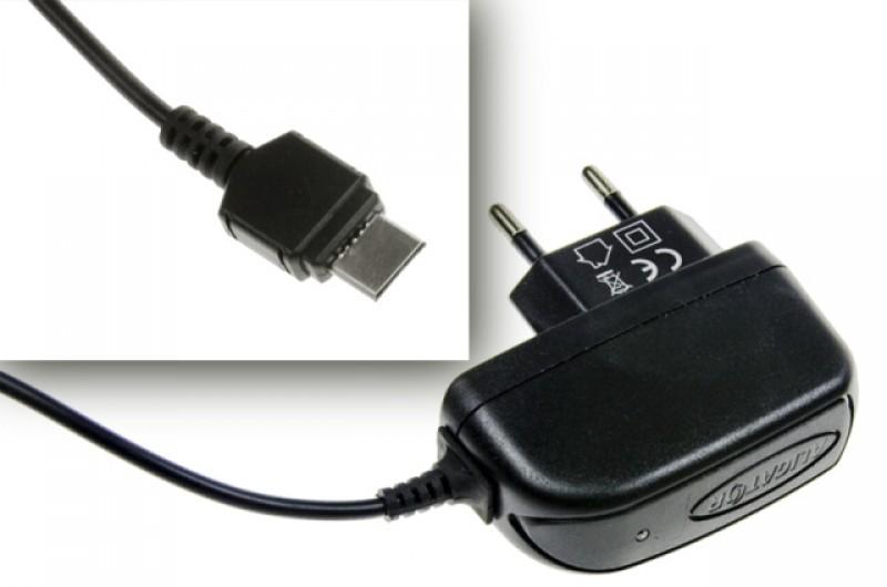 Nabíječka ALIGATOR pro Samsung D800 / P300 / Z510, Black