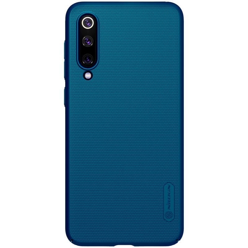 Nillkin Super Frosted zadní kryt pro Xiaomi Mi9 SE, peacock blue