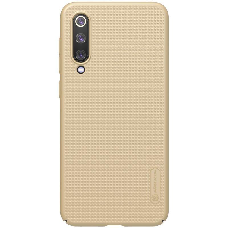 Nillkin Super Frosted zadní kryt pro Xiaomi Mi9 SE, gold