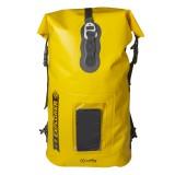"""CELLY Explorer voděodolný batoh 20L s kapsou na telefon do 6.5"""", žlutý"""