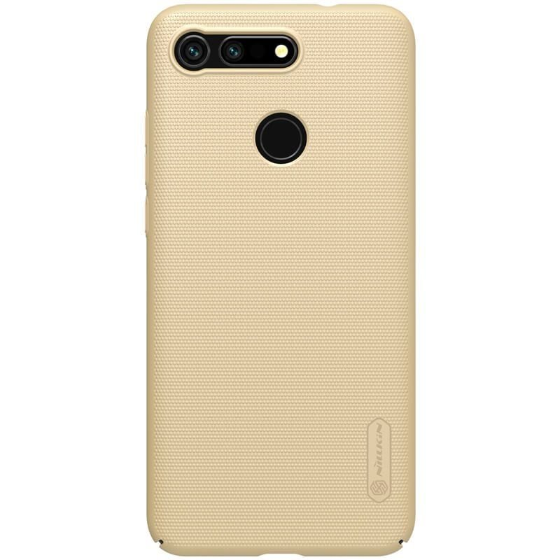 Nillkin Super Frosted zadní kryt pro Honor View 20, gold