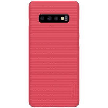 Nillkin Super Frosted zadní kryt pro Samsung Galaxy S10+, red