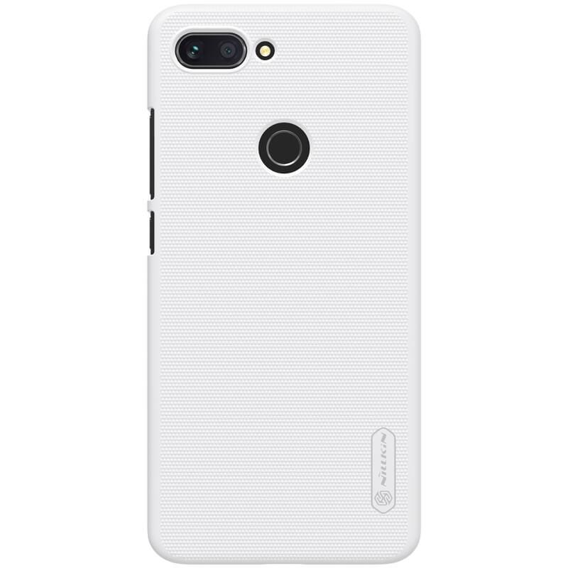 Nillkin Super Frosted Shield pro Xiaomi Mi 8 Lite White
