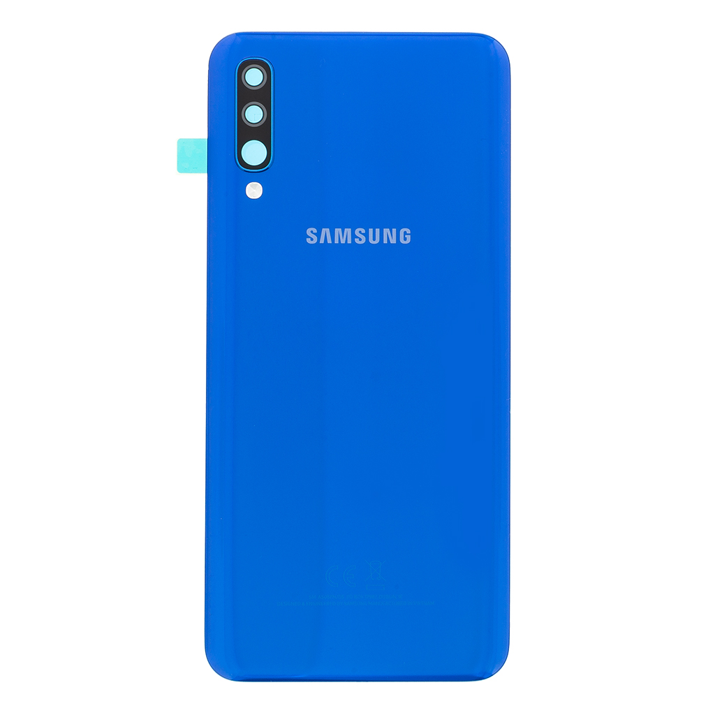 Kryt baterie Samsung Galaxy A50 blue (Service Pack)