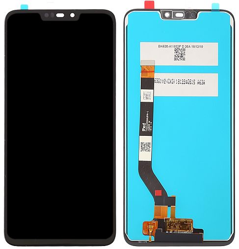 LCD + dotyková deska pro Asus ZB633KL Zenfone Max M2 , black