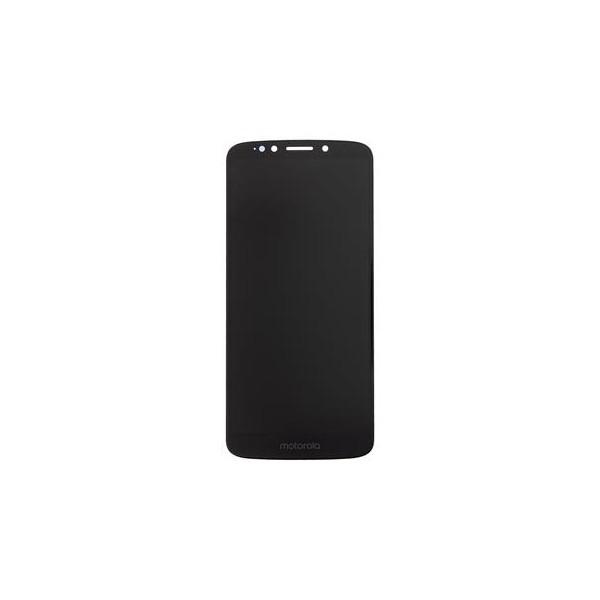 LCD + dotyková deska pro Motorola E5, black
