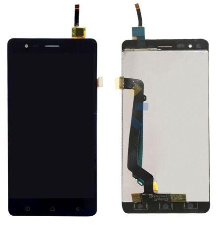 LCD + dotyk + přední kryt pro Lenovo Vibe K5 Plus, black