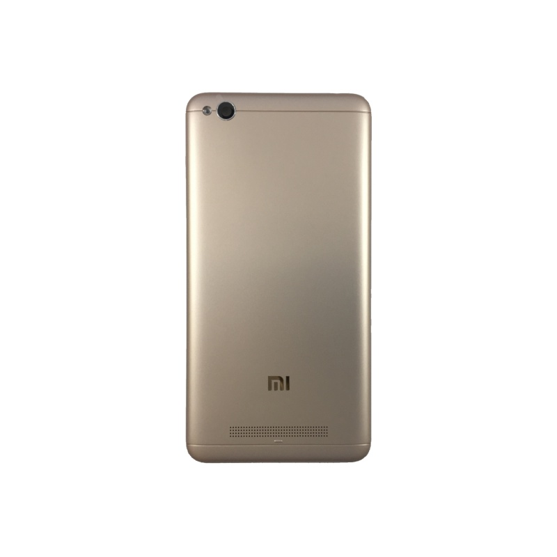 Battery Cover Assy Xiaomi Redmi 4A gold
