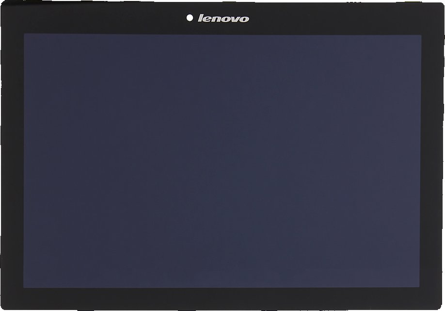 LCD + dotyková deska pro Lenovo A10-70 Tab 2 , black