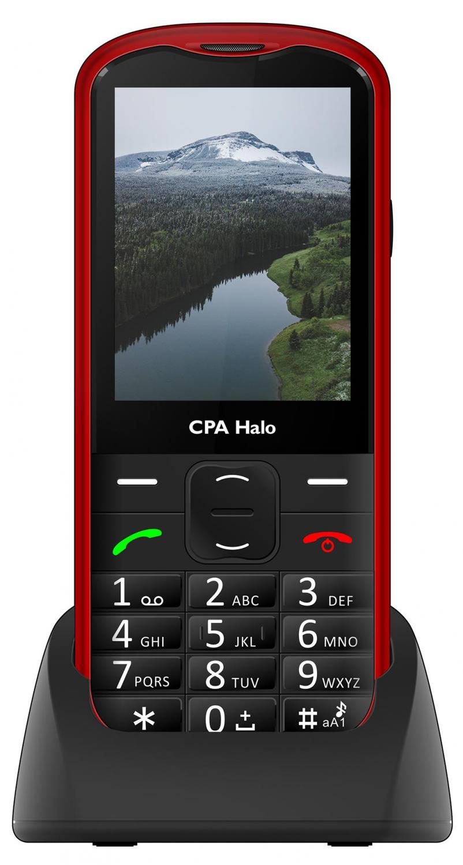 CPA Halo 18 Senior červená