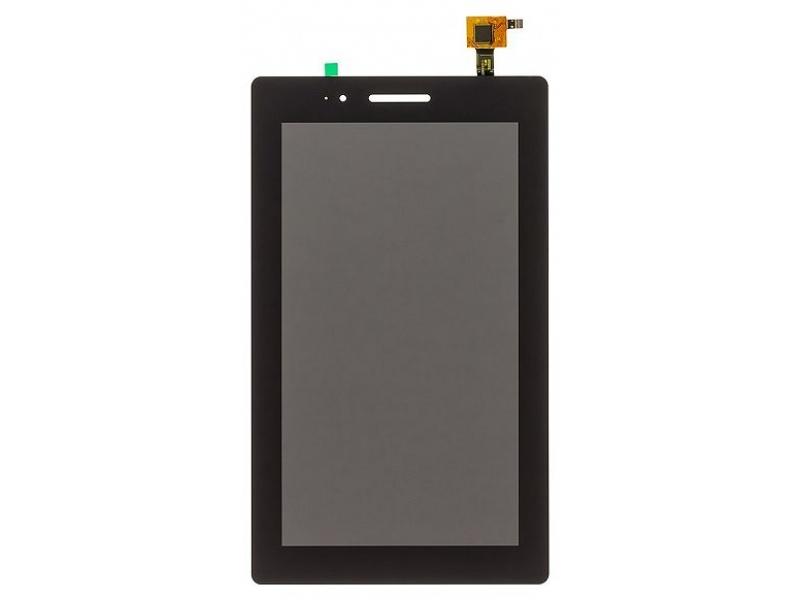 "LCD + dotyková deska pro Lenovo Tab 3 7"", black"