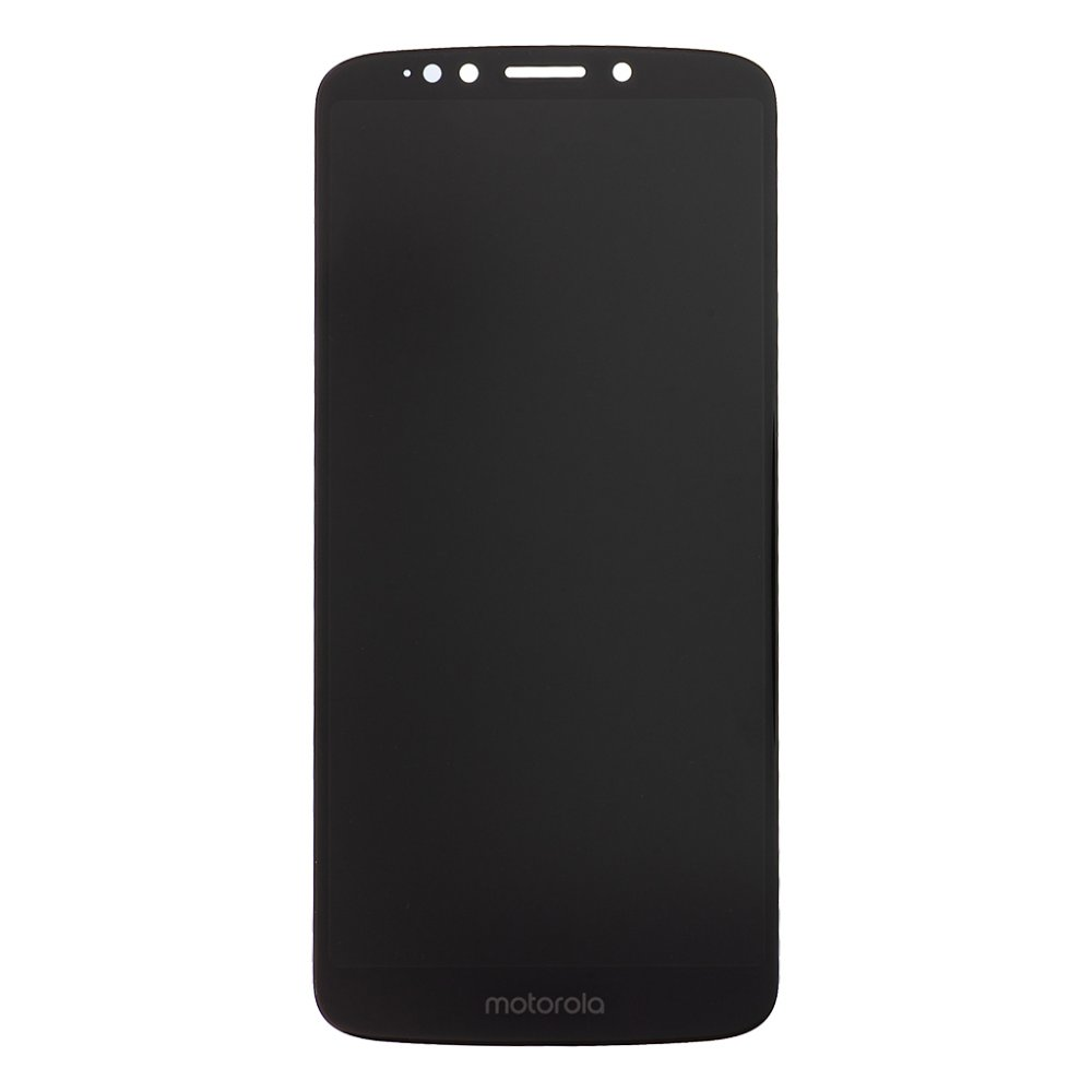 LCD + dotyková deska pro Motorola E5 Play, black