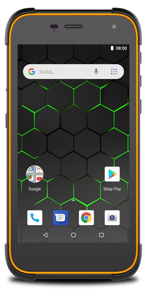myPhone Hammer Active 2 2GB/16GB oranžová