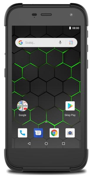 myPhone Hammer Active 2 2GB/16GB černá