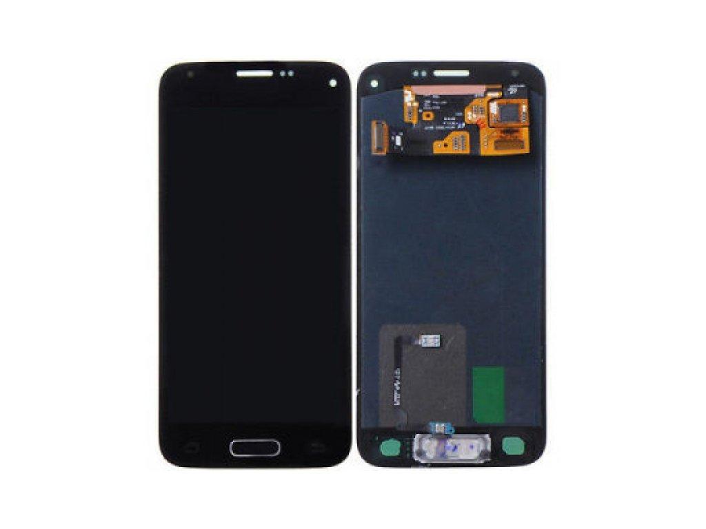 LCD + dotyk pro Samsung Galaxy M20, black ( Service Pack )