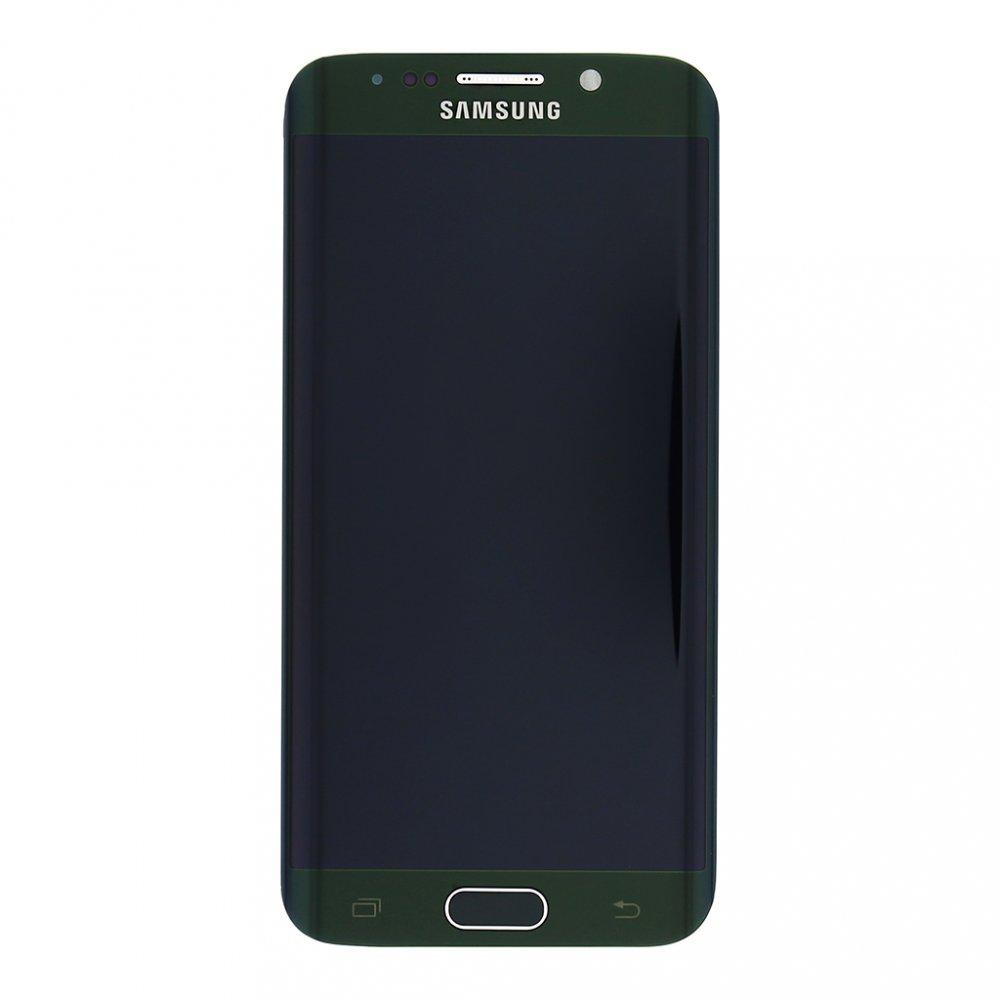 LCD + dotyk pro Samsung Galaxy A70, black ( Service Pack )