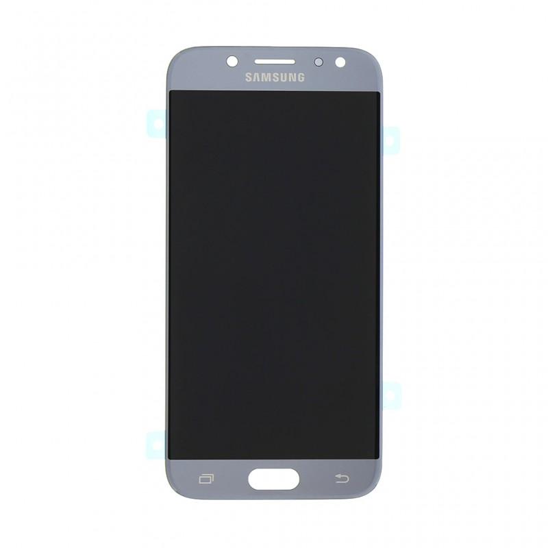 LCD + dotyk pro Samsung Galaxy J5 2017, silver ( Service Pack )