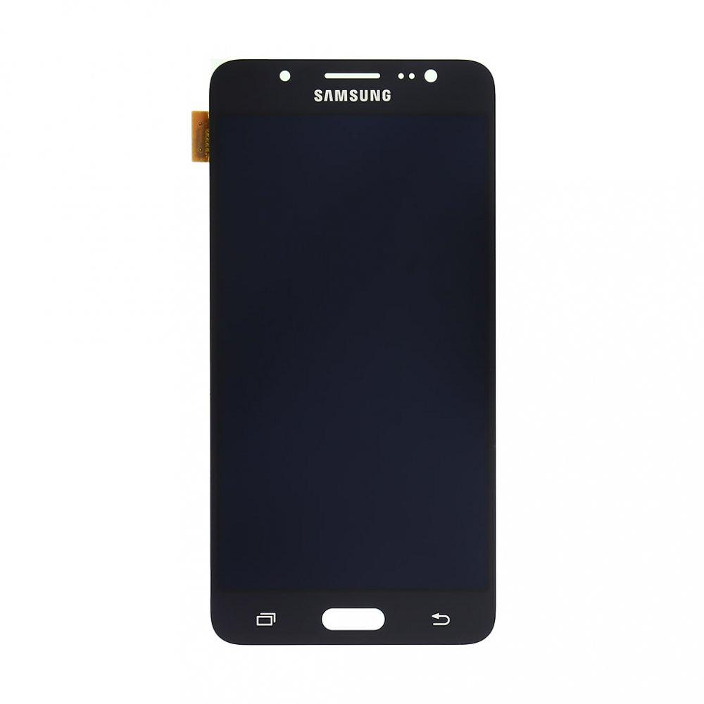 LCD + dotyk pro Samsung Galaxy J5 2016, black ( Service Pack )