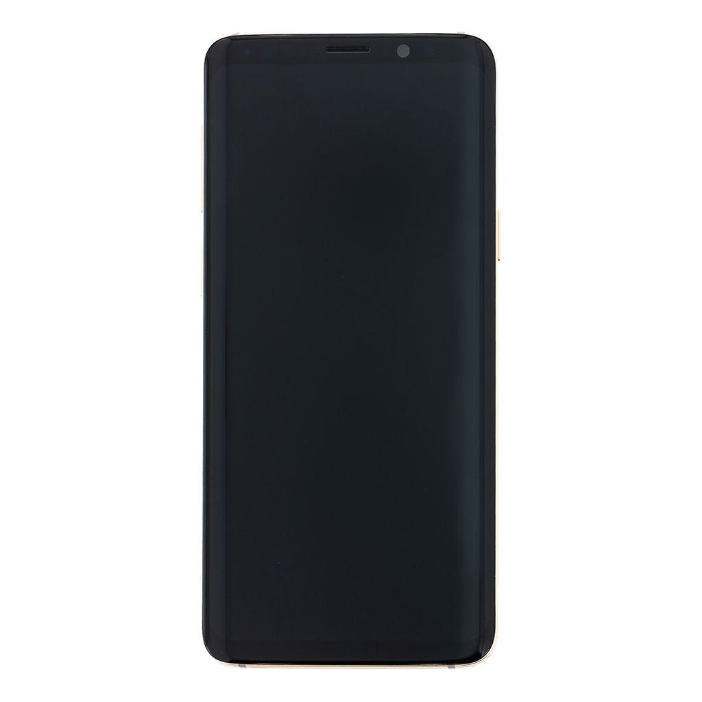 LCD + dotyk pro Samsung Galaxy S9, grey ( Service Pack )