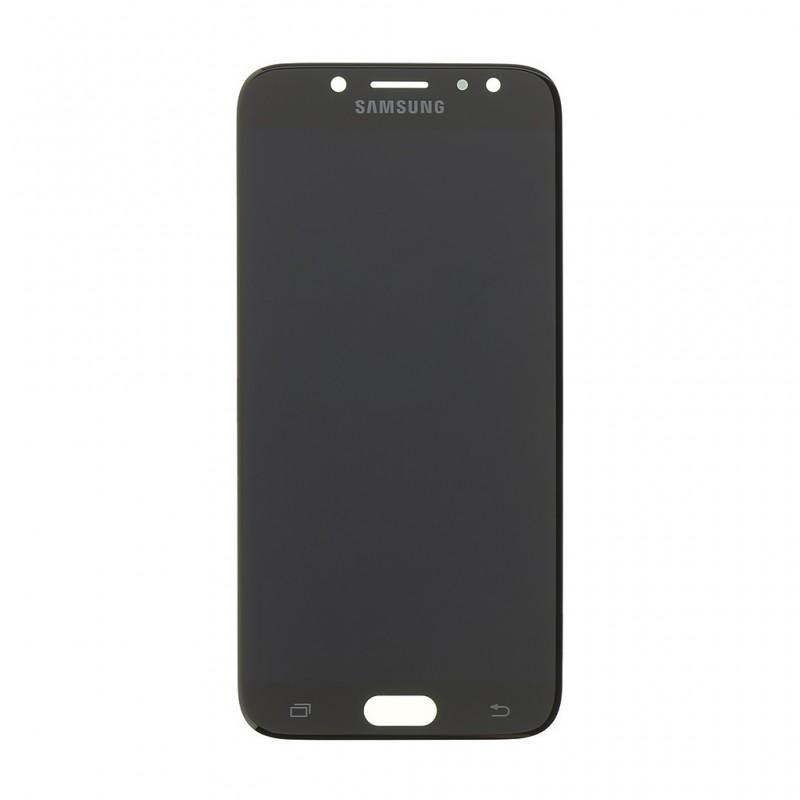 LCD + dotyk pro Samsung Galaxy J7 2017 , black ( Service Pack )