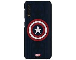 Zadní kryt Galaxy Galaxy Friends x MARVEL Captain America pro Samsung Galaxy A50, black