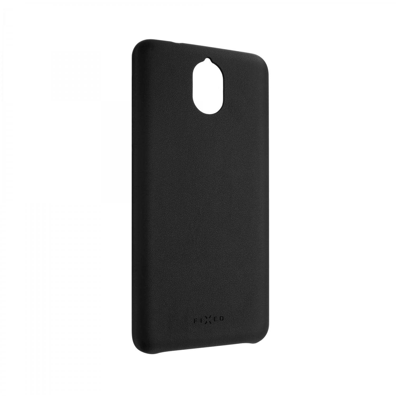 Zadní kryt FIXED Tale pro Nokia 3.1, černý