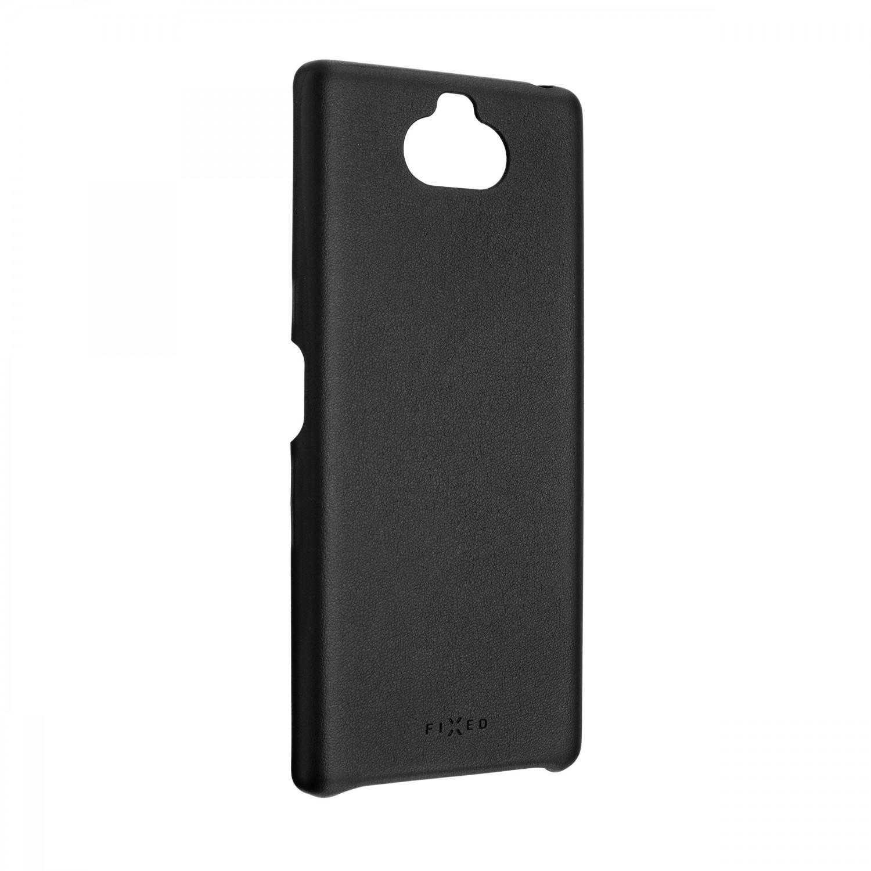 Zadní kryt FIXED Tale pro Sony Xperia 10, černý