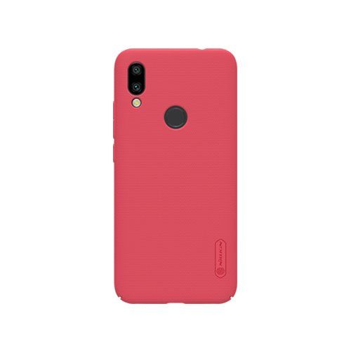 Nillkin Super Frosted zadní Kryt pro Huawei Y6 2019, red