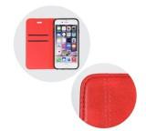 Forcell Prestige flipové pouzdro pro Apple iPhone XR, červené