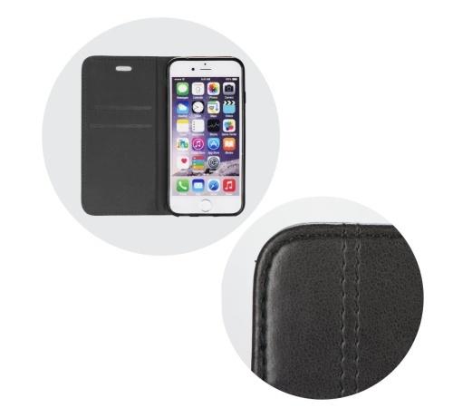Forcell Prestige flipové pouzdro pro Apple iPhone XR, černé