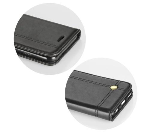 Forcell Prestige flipové pouzdro pro Huawei P20 Lite, černé