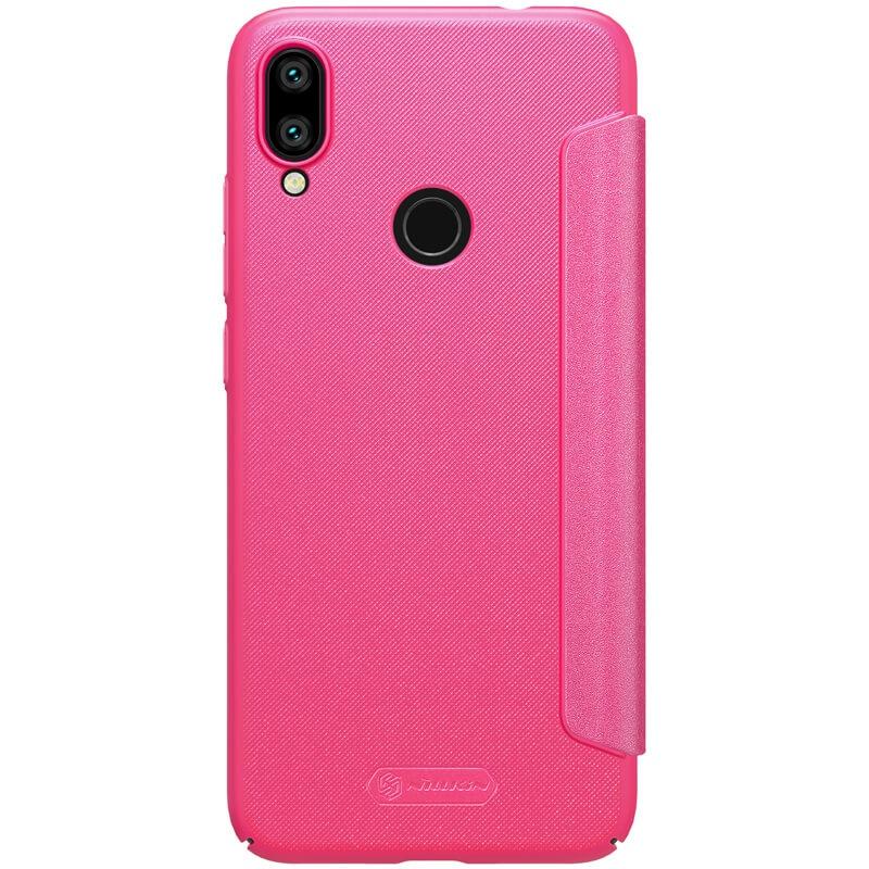 Nillkin Sparkle Folio pouzdro pro Xiaomi Redmi Note 7, pink