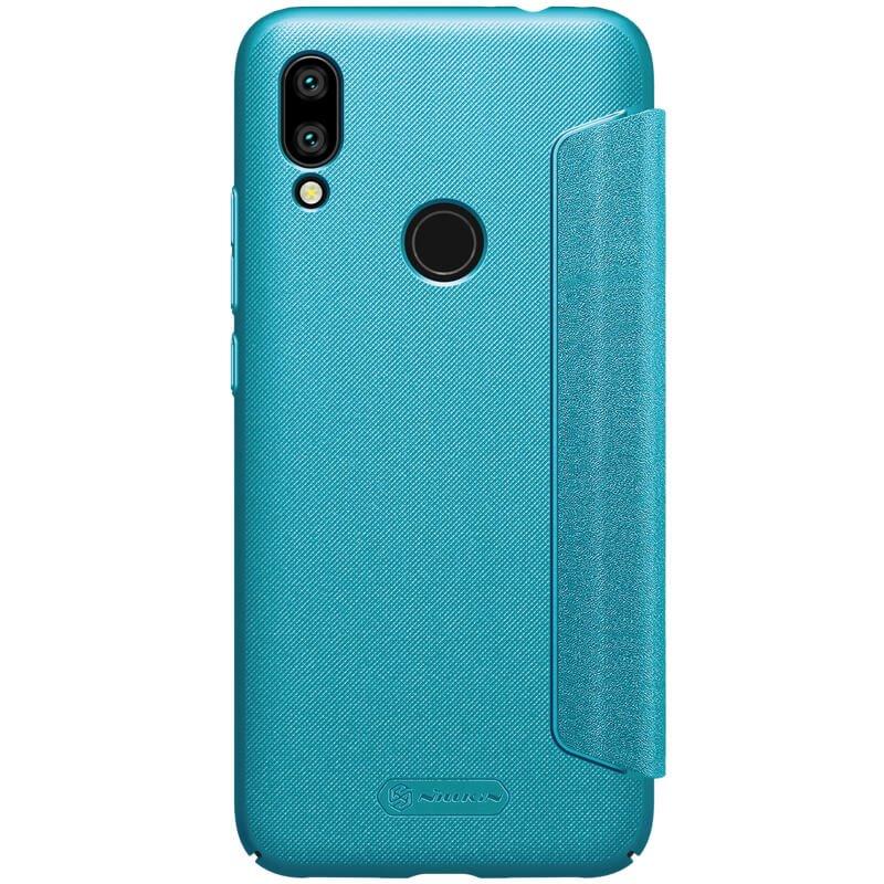 Nillkin Sparkle Folio pouzdro pro Xiaomi Redmi 7, blue