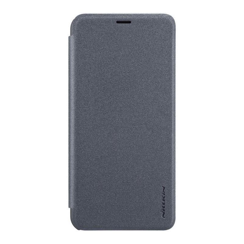 Nillkin Sparkle Folio pouzdro pro Samsung Galaxy M20, black