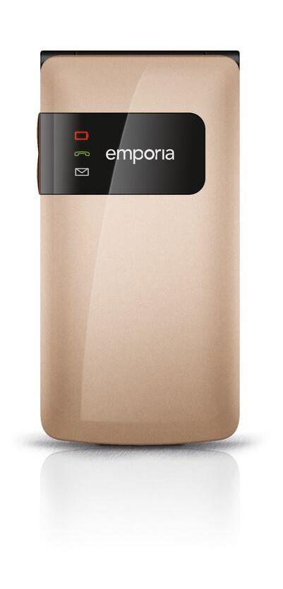 Emporia Flip Basic Gold