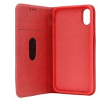 Forcell SILK flipové pouzdro pro Samsung Galaxy S10, červené