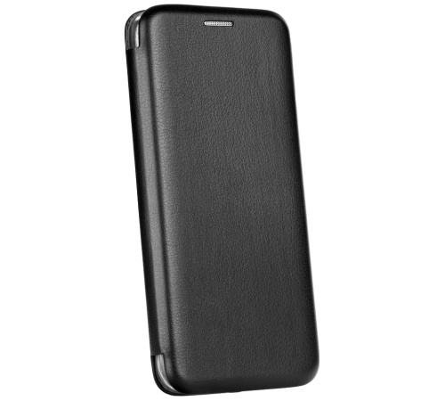 Flipové pouzdro Forcell Elegance pro Samsung Galaxy A40, black