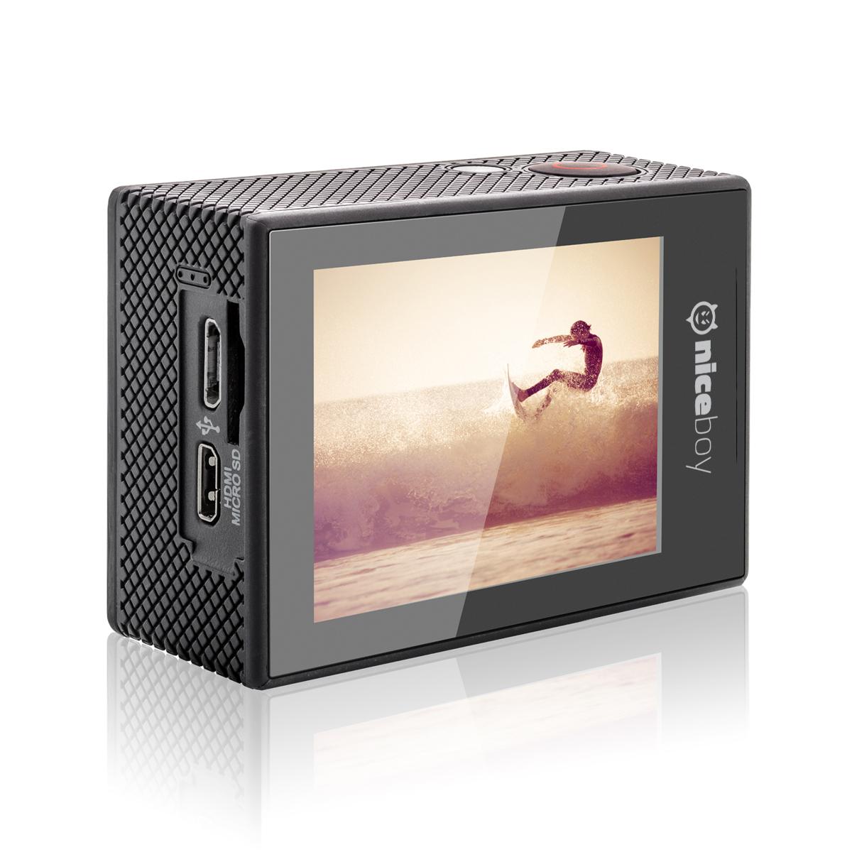 Akční outdoor kamera Niceboy® VEGA 6 star