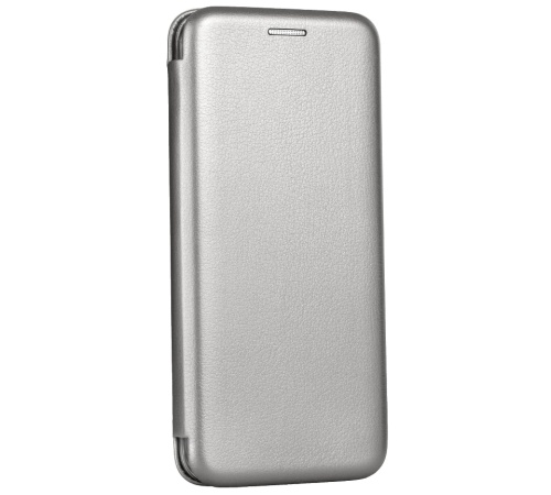 Flipové pouzdro Forcell Elegance pro Apple iPhone XR, grey