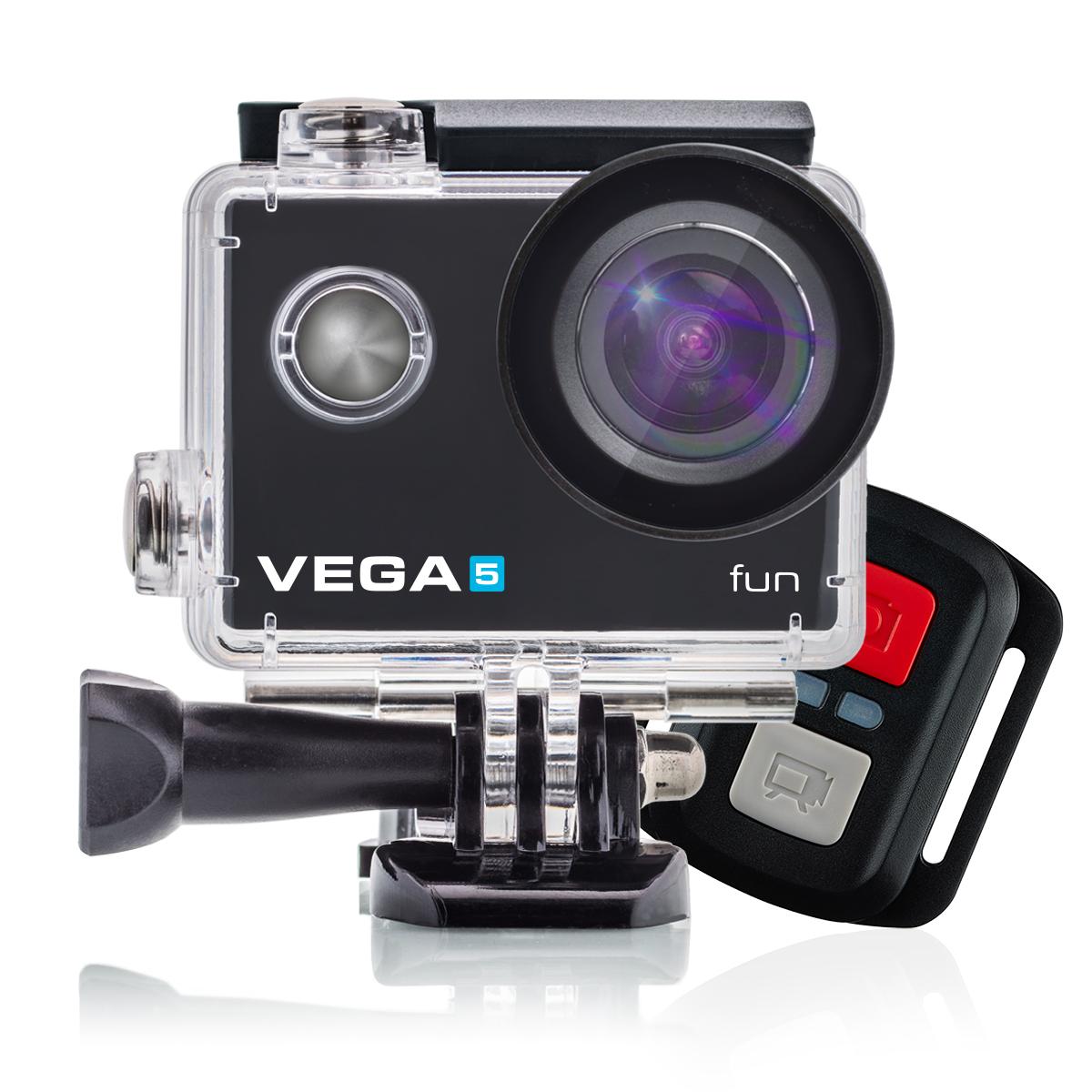 Akční kamera Niceboy® VEGA 5 fun