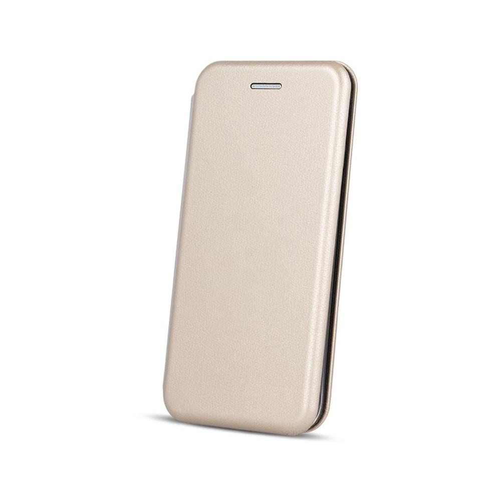 Flipové pouzdro Smart Diva pro Huawei P Smart, gold