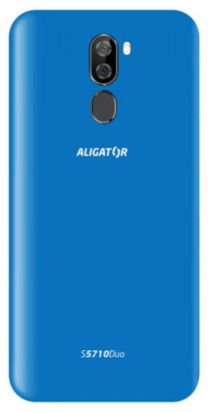 Aligator S5710 Duo 2GB/16GB modrá