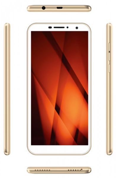 Aligator S5710 Duo 2GB/16GB zlatá
