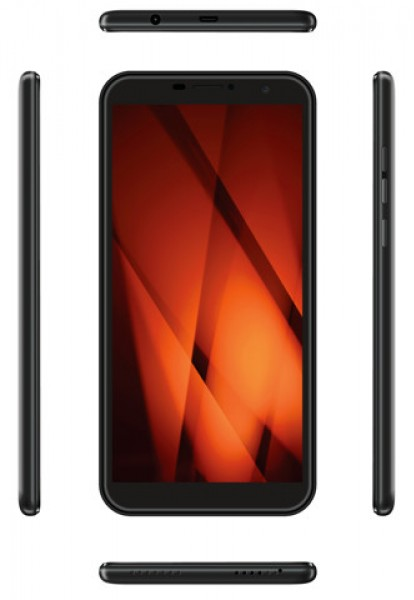 Aligator S5710 Duo 2GB/16GB černá