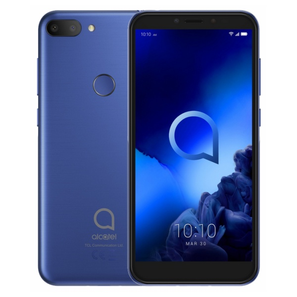 Alcatel 1S 5024D 3GB/32GB Metallic Blue