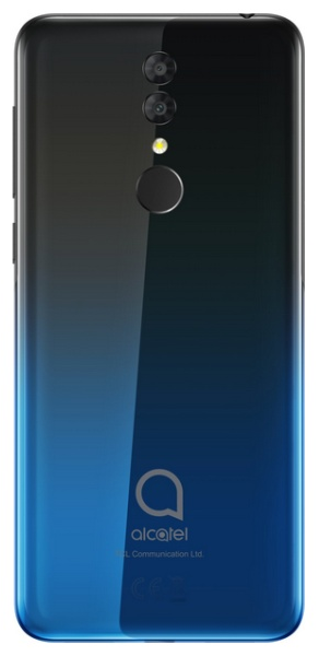 Alcatel 3 5053K 4GB/64GB černá