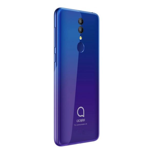 """Alcatel 3 (5053K) Blue Purple (dualSIM) NFC, 5,9"""", 64GB/4GB"""