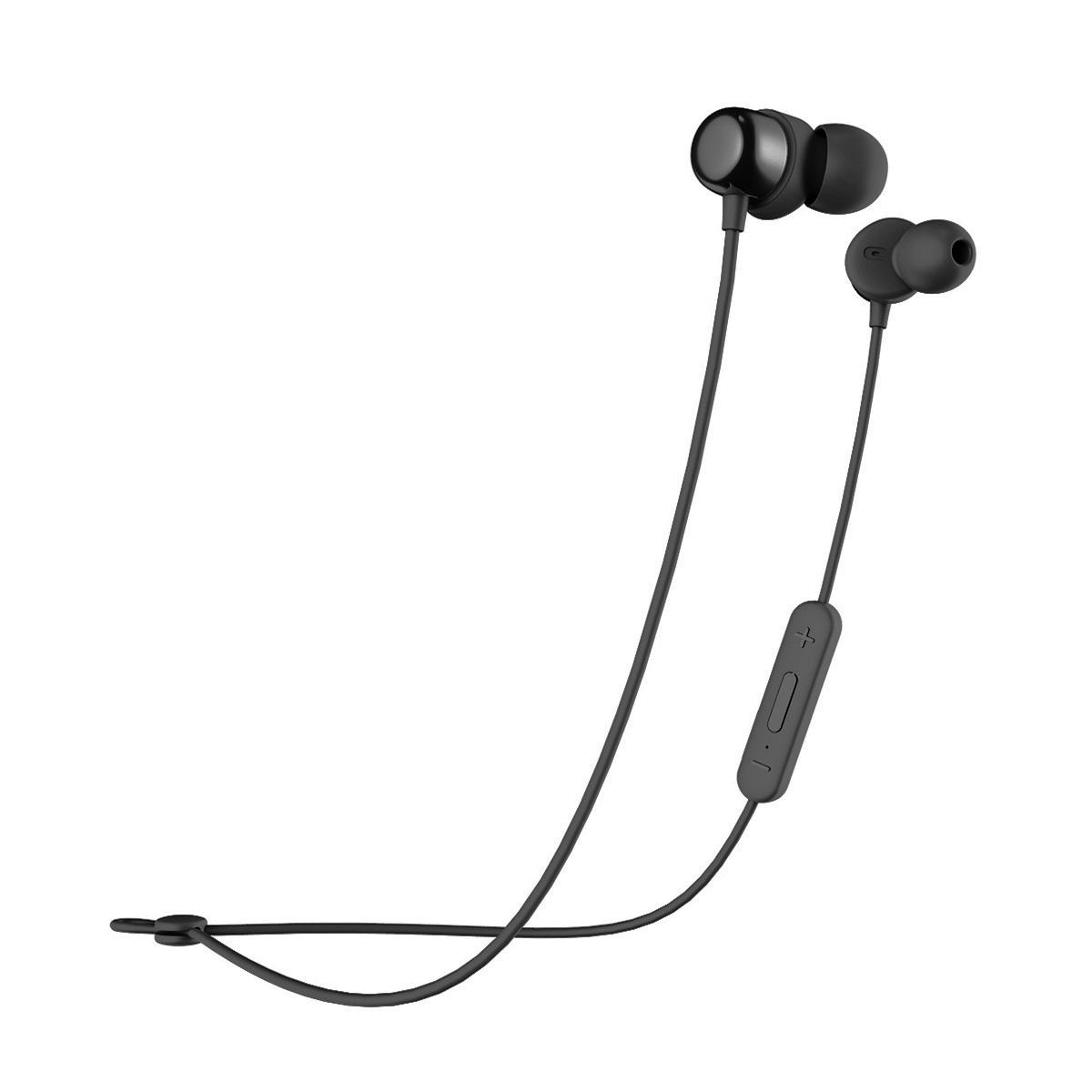 Bezdrátová sluchátka Niceboy HIVE E2 černá